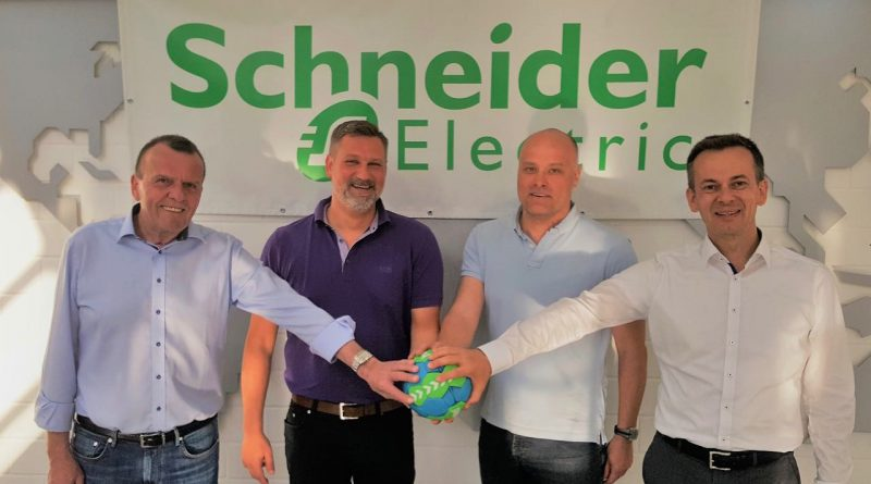 Schneider Electric bleibt langfristig an Bord